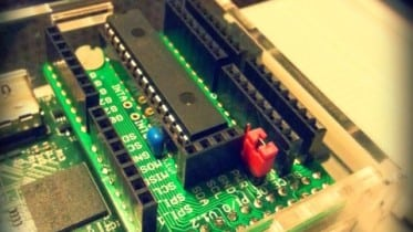 Controlling LEDs With The Ciseco Slice Of Pi/O – Part 1
