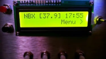 Raspberry Pi: Temperature And Time On A 16×2 LCD Display
