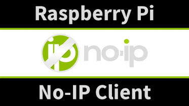Raspberry Pi No-IP Client