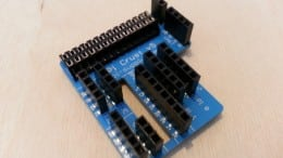 Building The Pi Crust Breakout Board From Pi-Supply