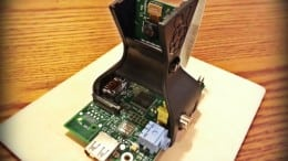 New Raspberry Pi Camera Module Case – The Pi Pod