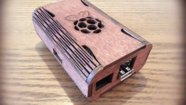 The FlexPi – A Wood Case For The Raspberry Pi