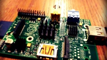 Adding heatsinks to a Raspberry Pi