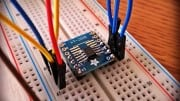 How To Use SOIC Chips With Prototyping Breadboards Using Adafruit DIP Adapters