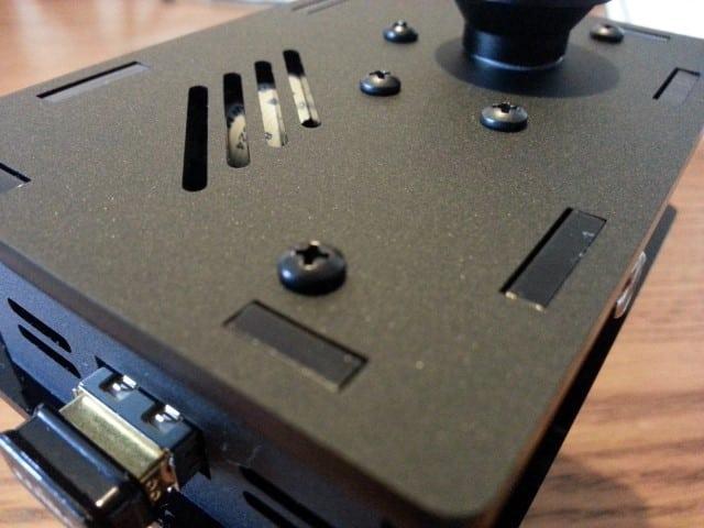 Nwazet case matte black casing
