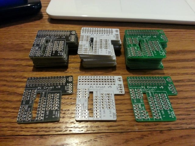 PiCrust PCB Stack