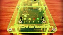 The Micro UPS Raspberry Pi Uninterruptible Power Supply