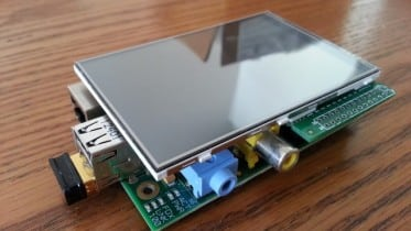 "The NeoSec 3.5"" TFT Screen"