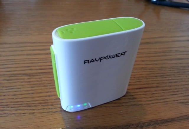 The RAVPower FileHub