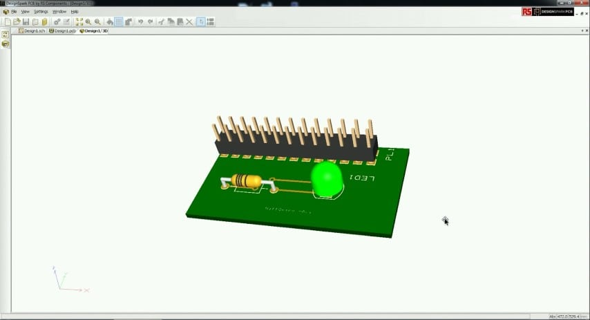 Designspark 3D View