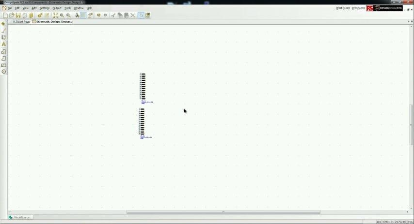 Designspark GPIO Connectors