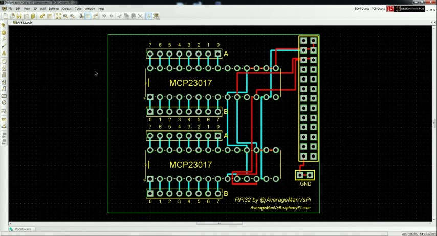 Designspark RPi32 Board