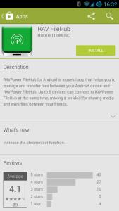 FileHub App