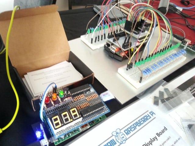 Raspberry Pi Temperature Monitor