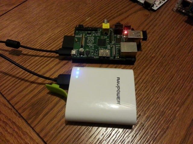 Raspberry Pi USB Power