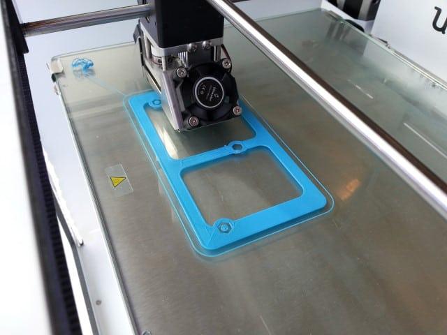 3D Print Progress