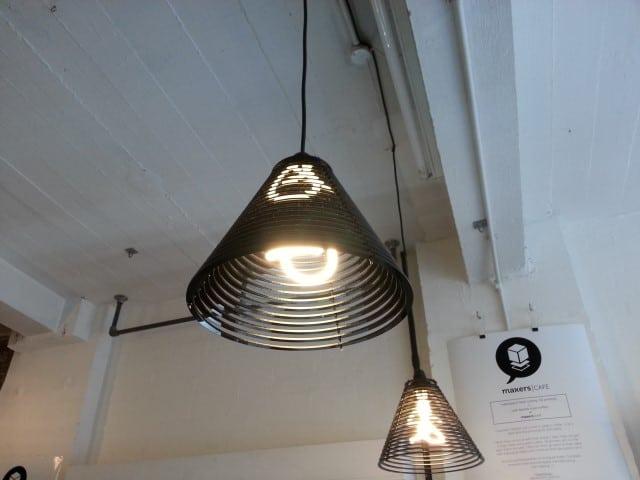 CMKY lampshade