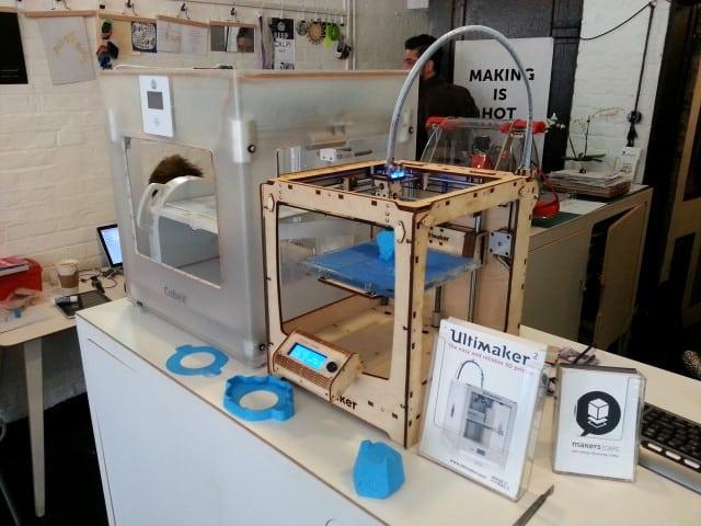 3D Printing machines
