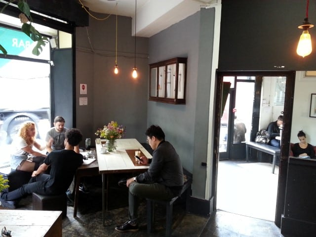 MakersCafe Middle Room