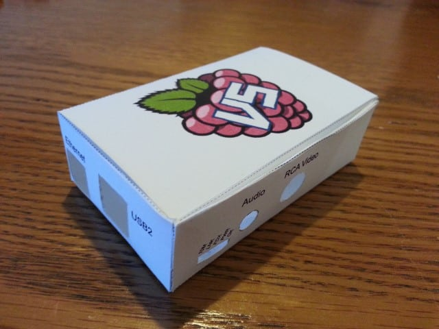 Punnet Raspberry Pi Case