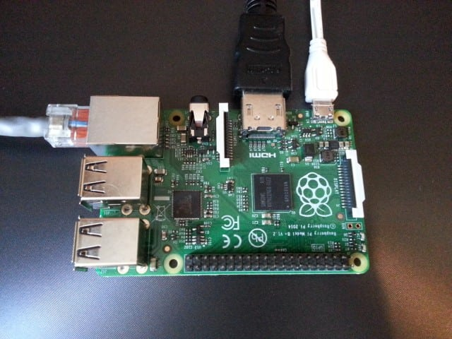 Raspberry Pi Connections