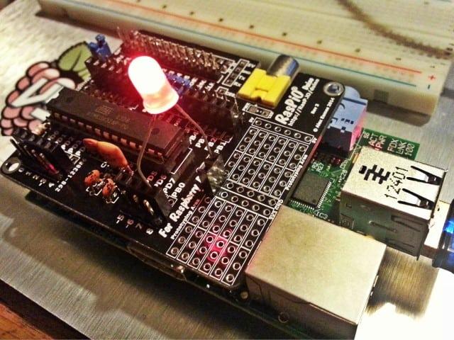 Raspberry Pi LED Blink