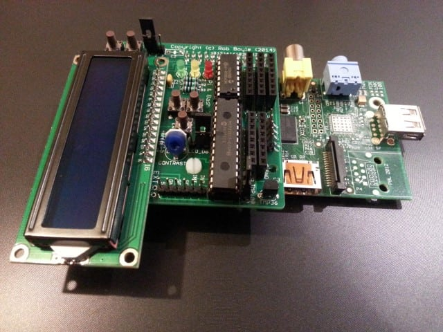 Pi & Bash on a Raspberry Pi