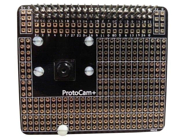 ProtoCam+ Top View