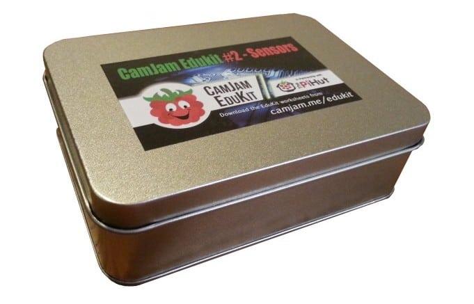 CamJam EduKit 2 - Sensors