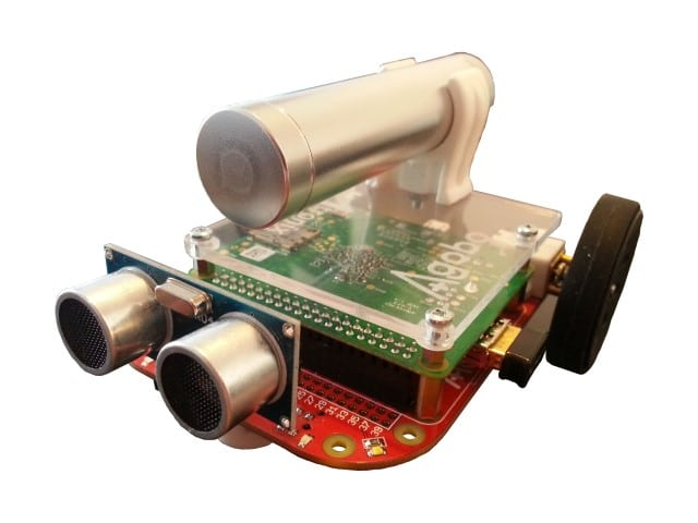 Agobo Raspberry Pi Robot