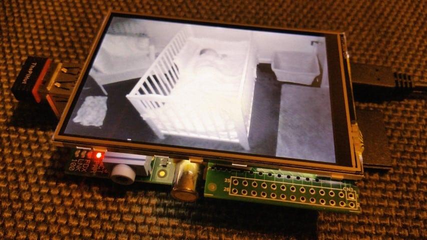 Make a Raspberry Pi IP Camera Viewer | Average Maker