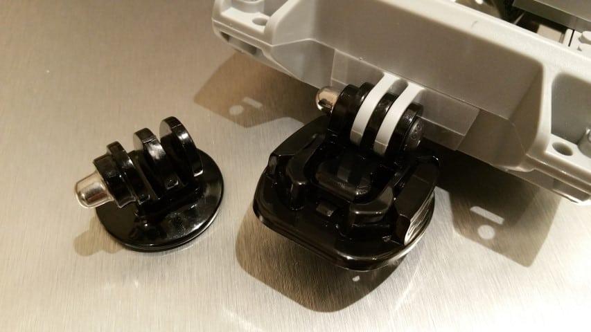 SmartiPi GoPro mounts