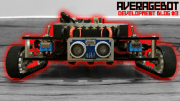 AverageBot laser cut chassis