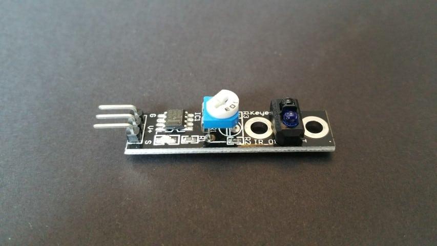 Line sensors