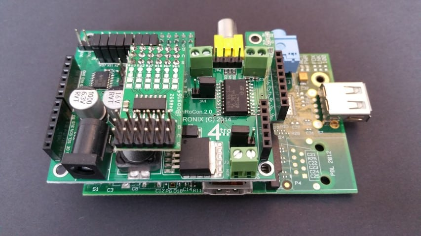 4Tronix PiRoCon Motor Controller