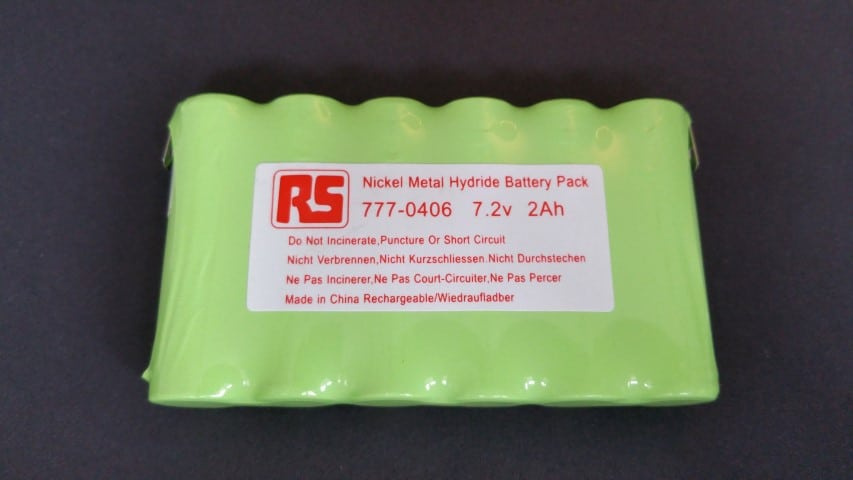 RS 7.2V Battery Pack