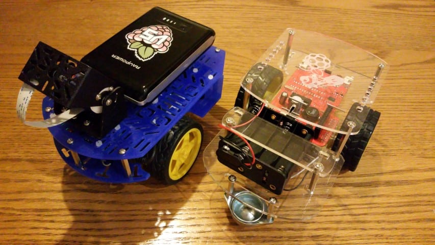 Two robot kits