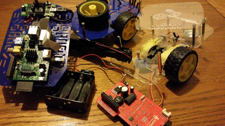Robot salvage
