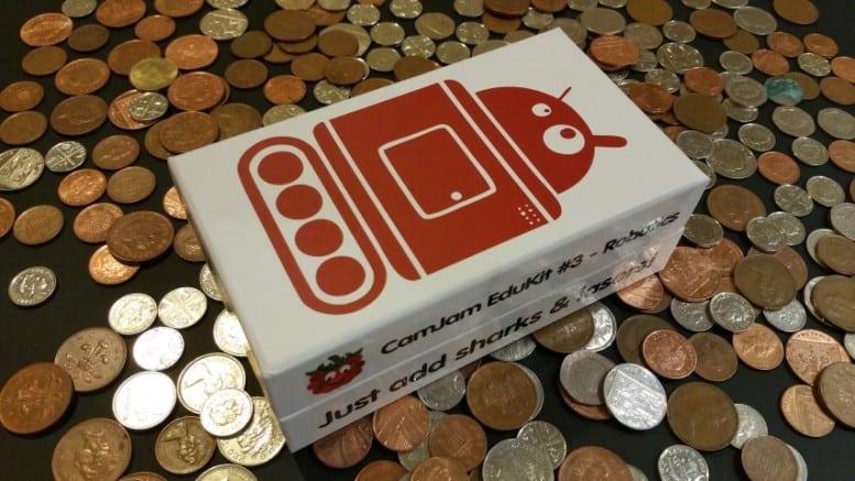 £17 Raspberry Pi Robot