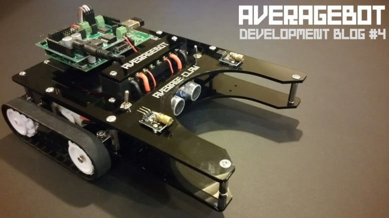 AverageBot with Average-Claw attachment