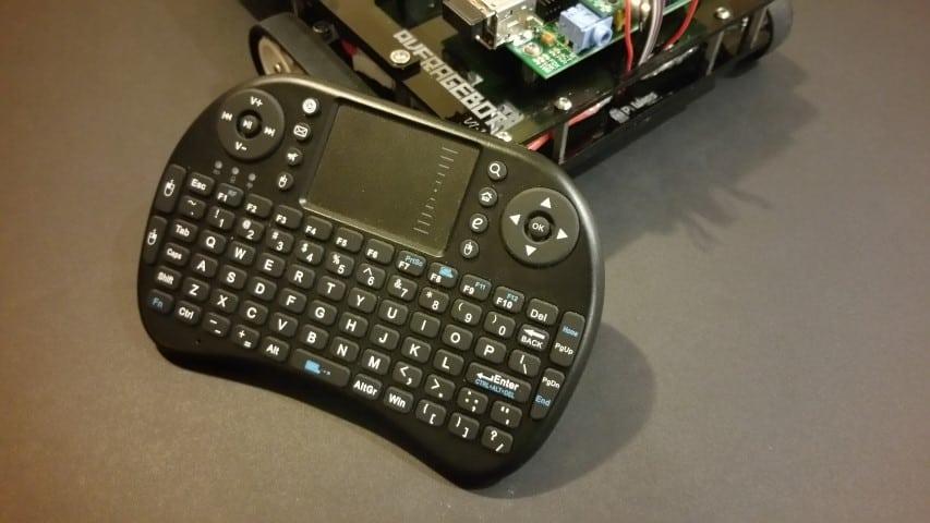 2.4Ghz remote