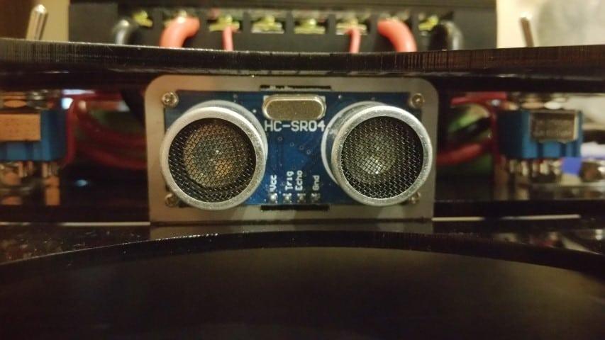 SR-04 sensor