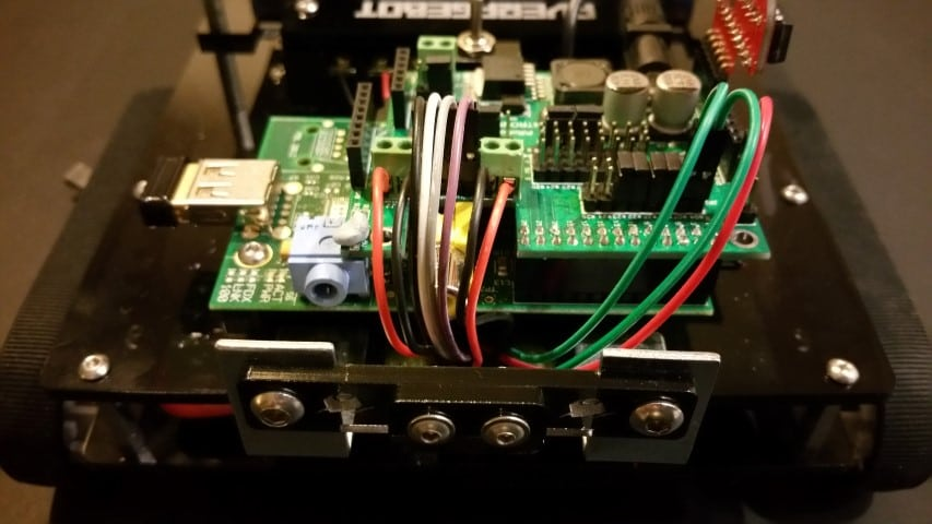 AverageBot wiring