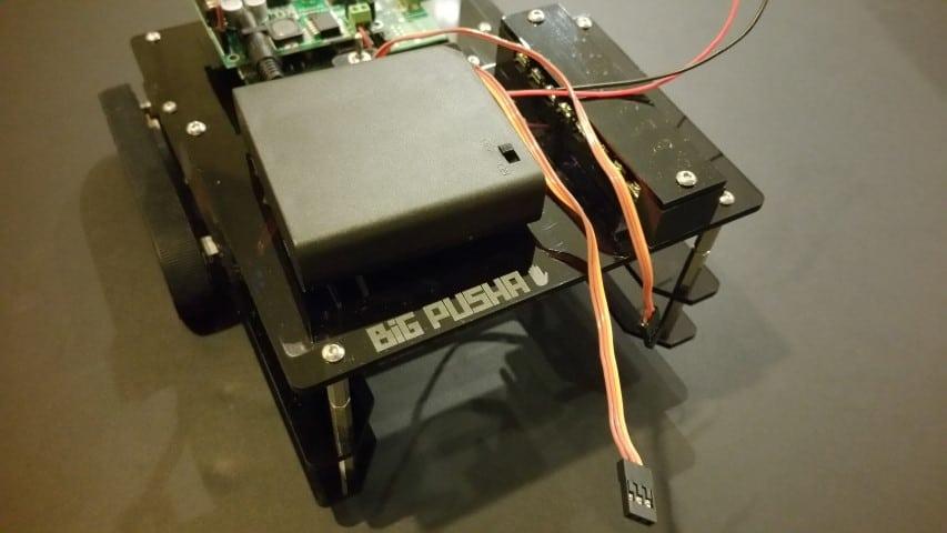 Big Pusha battery box