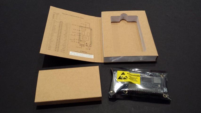NanoPi 2 box pinout