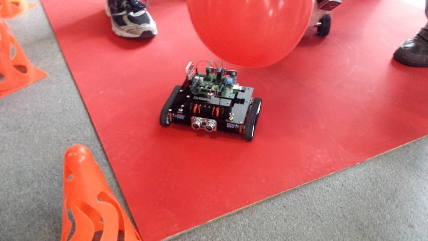 AverageBot in the PiNoon challenge