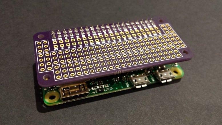 ProtoZero Prototyping Board