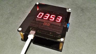 Raspberry-Pi-High-Tide-Tracker