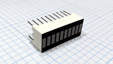 Bar Graph Displays with the Raspberry Pi