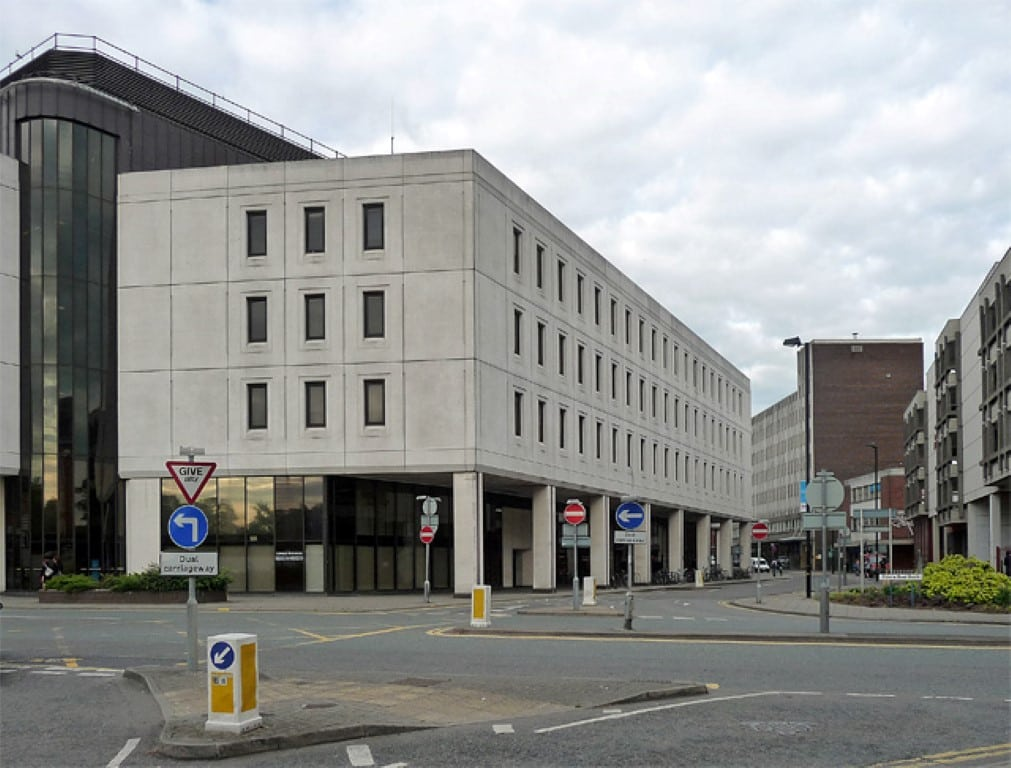 Chelmsford Central Library